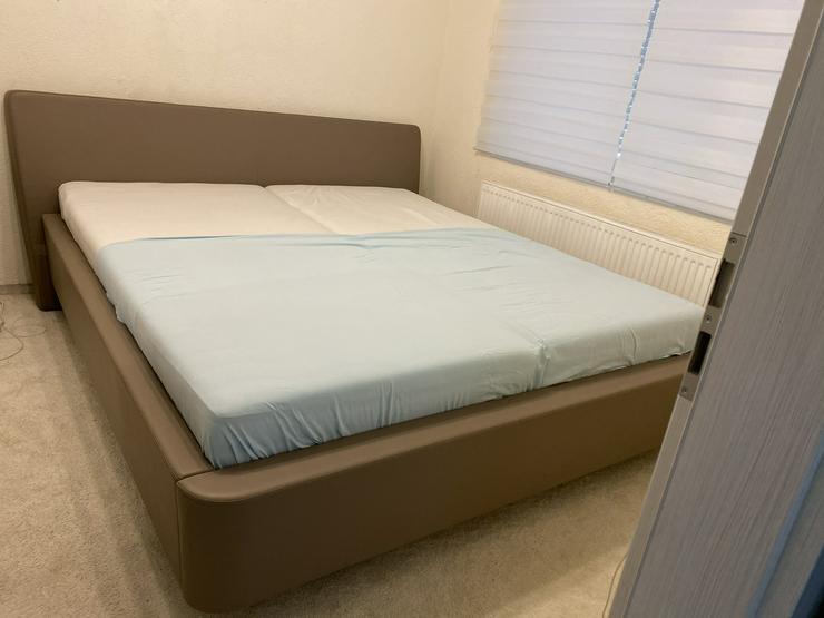 Polsterbett Doppelbett hochwertig