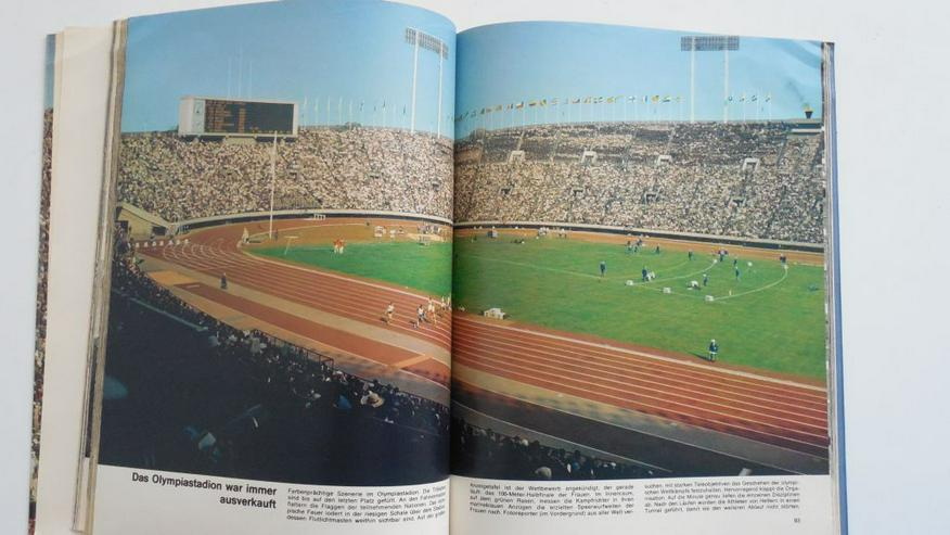 Bild 3: Olympiade 1964 Tokio Bildband XVIII
