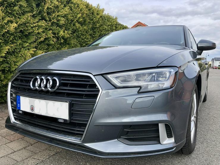 Audi A3 1,0TFSI Limousine Sport, Panorama, LED, Sound - A3 - Bild 1