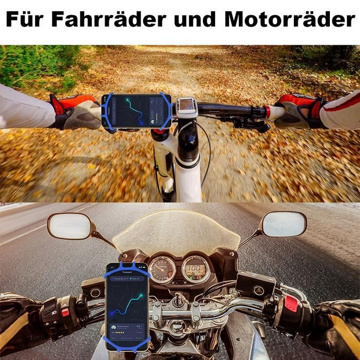 Fahrradhandyhalter NEU✅ Motorradhandyhalter, Fahrrad, Motorrad Fahrradzubehör Motorradzubehör Handyzubehör Zubehör halterung