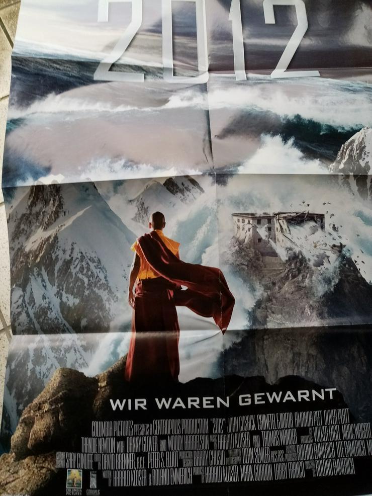 2012 Emmerich Film Plakat A1  Das Ende der Welt - Poster, Drucke & Fotos - Bild 1