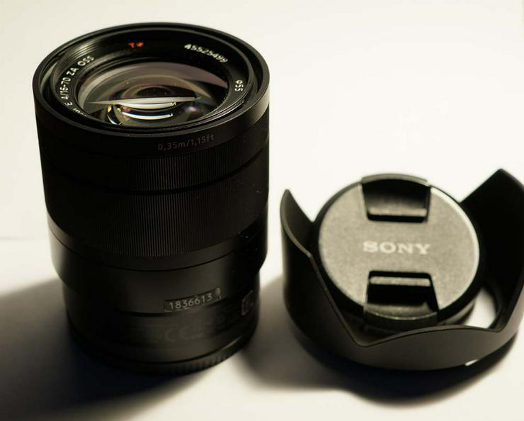 Bild 6: Sony Alpha Nex6 mit SONY Zeiss  Vario Tessar T*, SEL1670Z 16-70mm