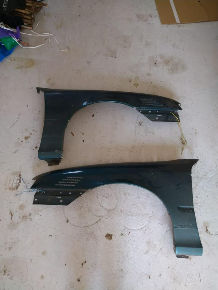 Bild 3: GFK Kotflügel von LENK für den Opel Calibra