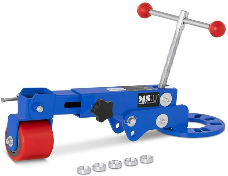 Bild 2: VERMIETE: Bördelgerät Fenderroller Kantenroller