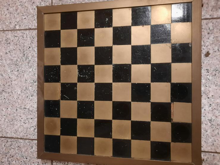 Bild 17: Schachfiguren aus Bronze - RARITÄT