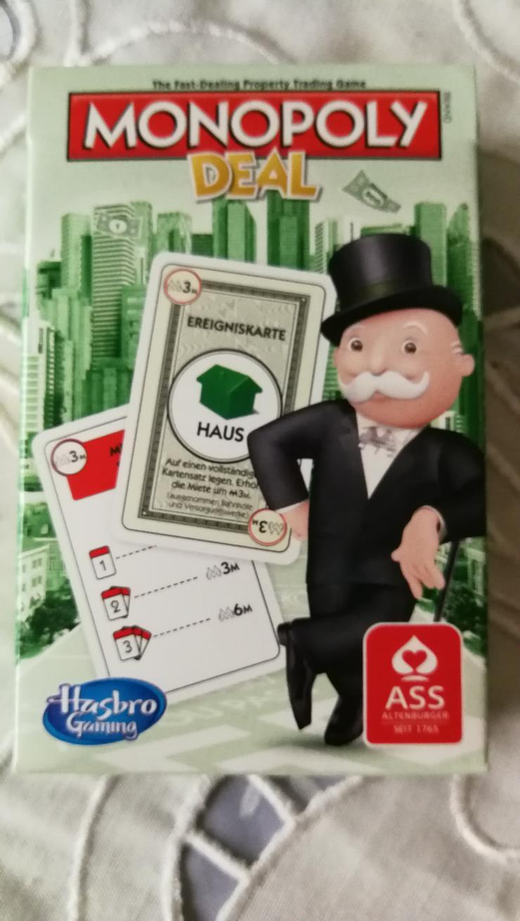 Bild 5: 3 Kartenspiele