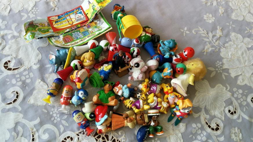 Diverse Spielfiguren