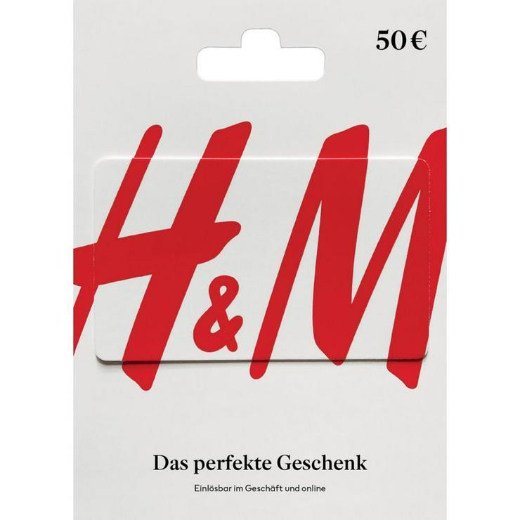 H&M 50€ Gutschein - Mode & Kleidung - Bild 1