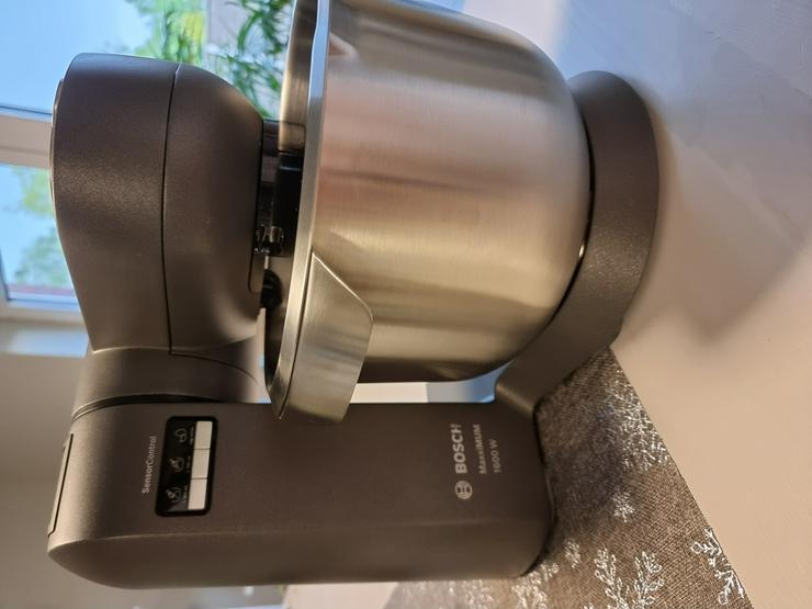 Bild 8: Küchenmaschine Bosch MUMX mit viel Zubehör
