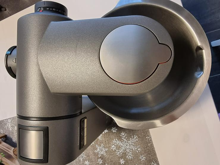 Bild 10: Küchenmaschine Bosch MUMX mit viel Zubehör