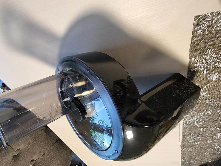 Bild 12: Küchenmaschine Bosch MUMX mit viel Zubehör