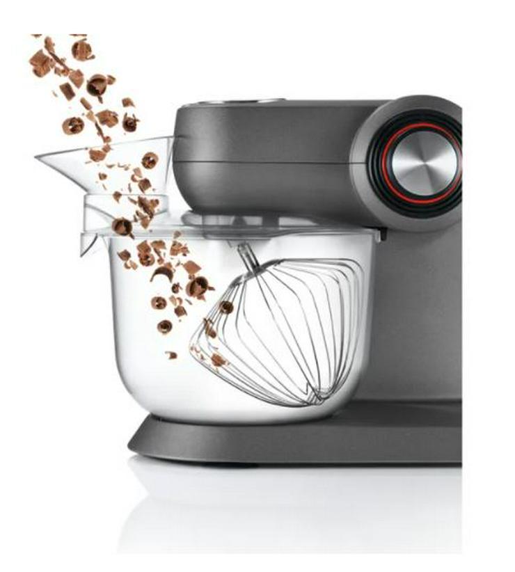 Bild 3: Küchenmaschine Bosch MUMX mit viel Zubehör
