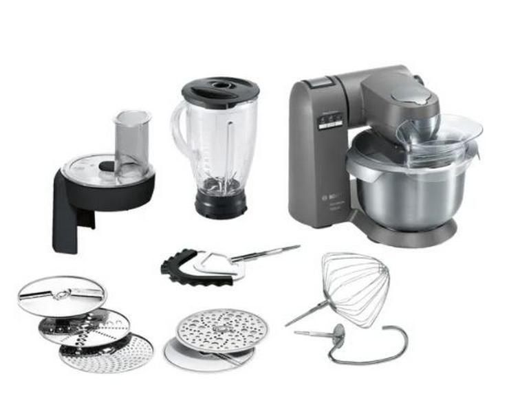 Küchenmaschine Bosch MUMX mit viel Zubehör