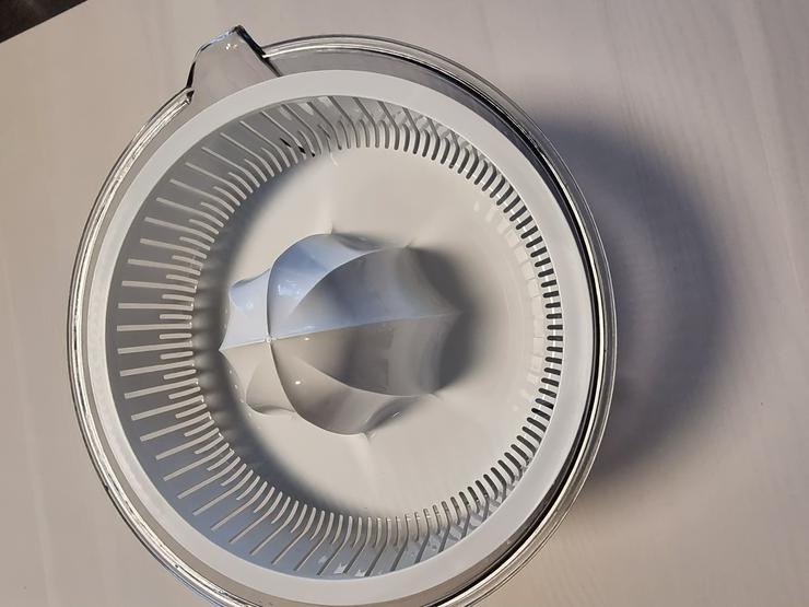 Bild 15: Küchenmaschine Bosch MUMX mit viel Zubehör