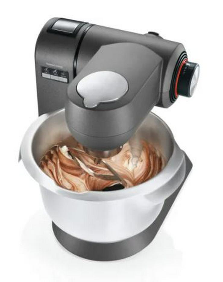 Bild 5: Küchenmaschine Bosch MUMX mit viel Zubehör