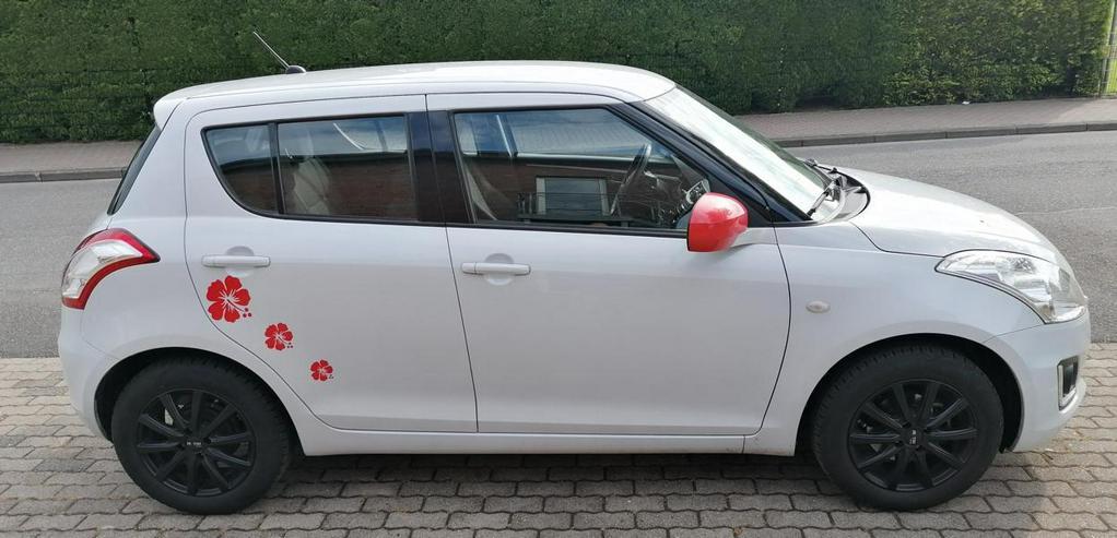 Bild 4: Suzuki Swift 1.2 Club Edition Sicht /5-türig/Klima