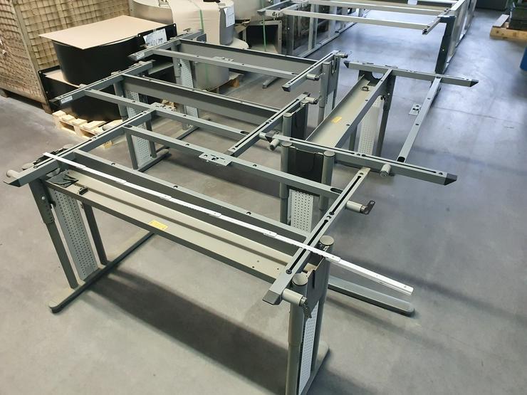 Büro Tisch Gestelle, Tischplatten - Schreibtische & Computertische - Bild 1
