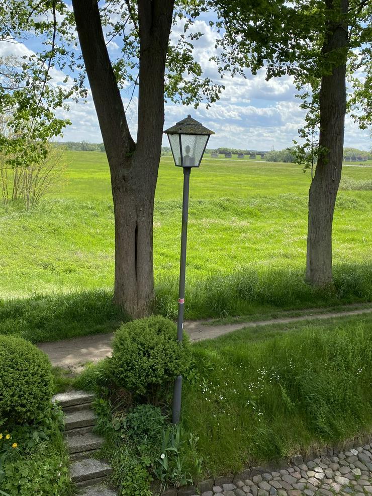 Bild 3: Dömitz/Elbe - Historisches Bürgerhaus anno1840, 250 m Luftlinie von der Elbe entfernt