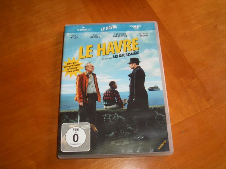 Le Havre DVD