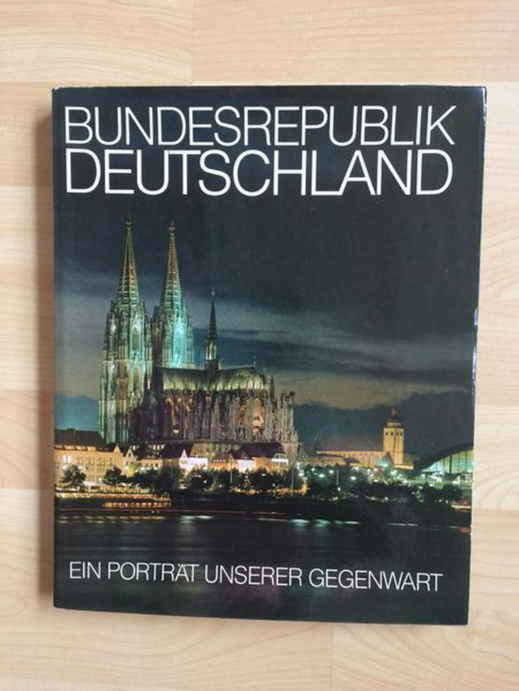Bild 1: Bundesrepublik Deutschland – Ein Porträt unserer Gegenwart – v. 1973