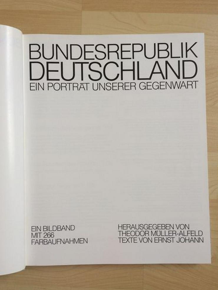 Bild 5: Bundesrepublik Deutschland – Ein Porträt unserer Gegenwart – v. 1973