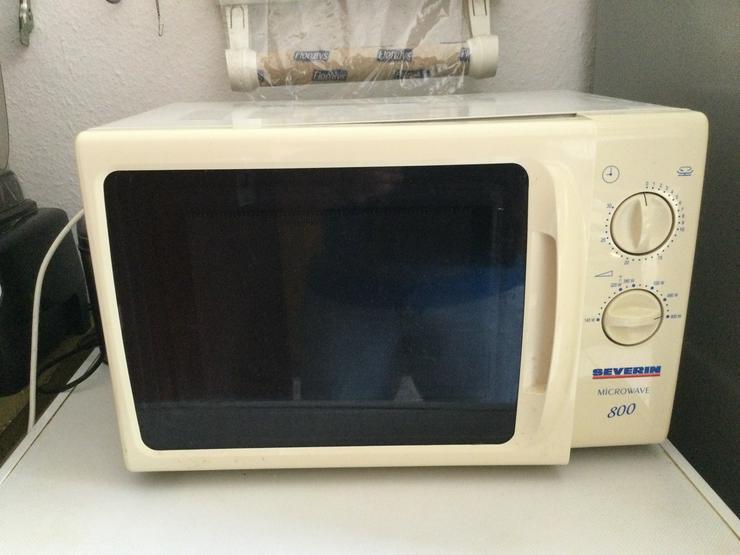 Mikrowelle zu verschenken  - Mikrowellen - Bild 1