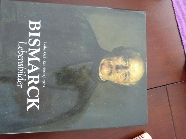 Bismarck Lebensbilder  GALL, LOTHAR; KARL-HEINZ JÜRGENS   - Romane, Biografien, Sagen usw. - Bild 1