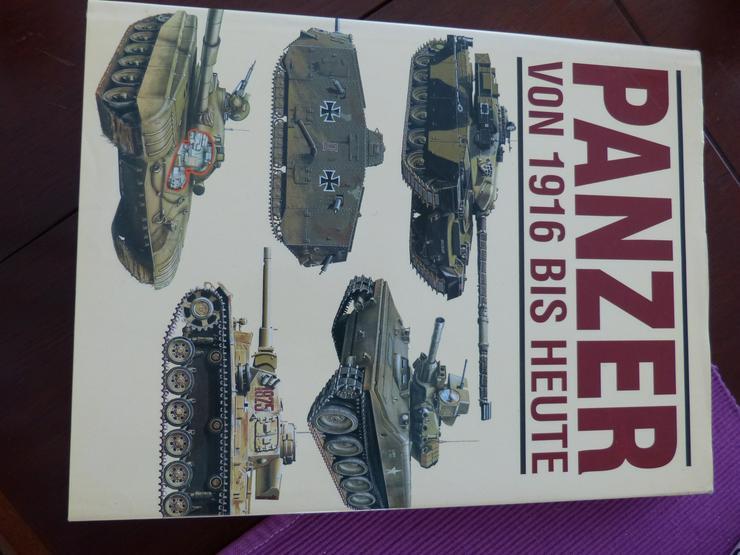 Panzer von 1916 bis heute. - Romane, Biografien, Sagen usw. - Bild 1