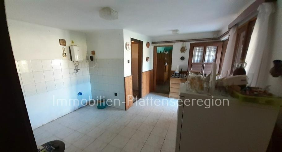 Bild 3: Wohnhaus  Ungarn Balatonr.Grdst.2.168m² Nr.20/168