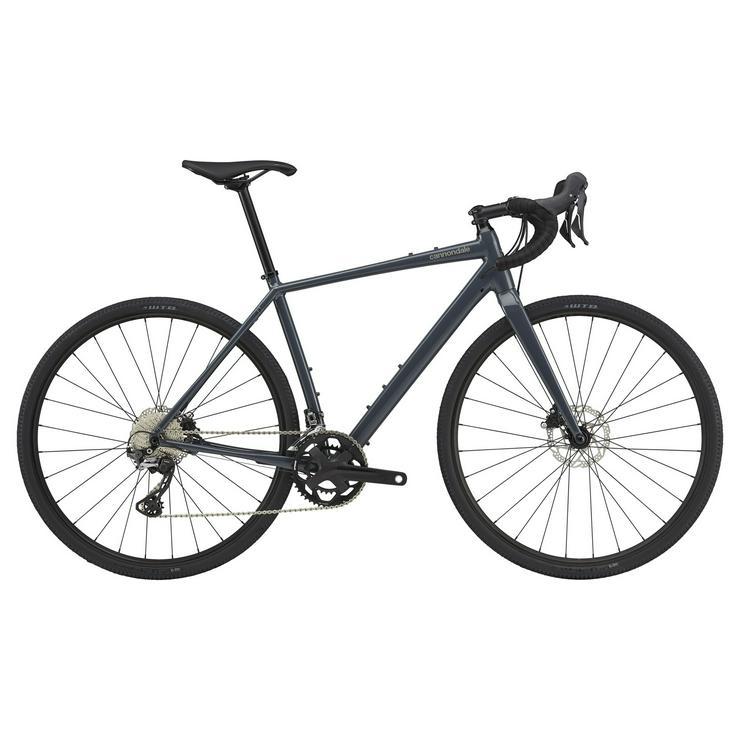 Cannondale Topstone 1 Gravel Adventure Bike 2021 Grey