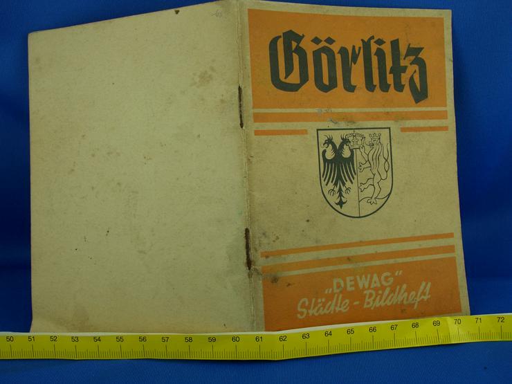 Bild 4: Bilder Buch Görlitz / Geschichte / Alte Städte / Gebäude / Alte Fotos