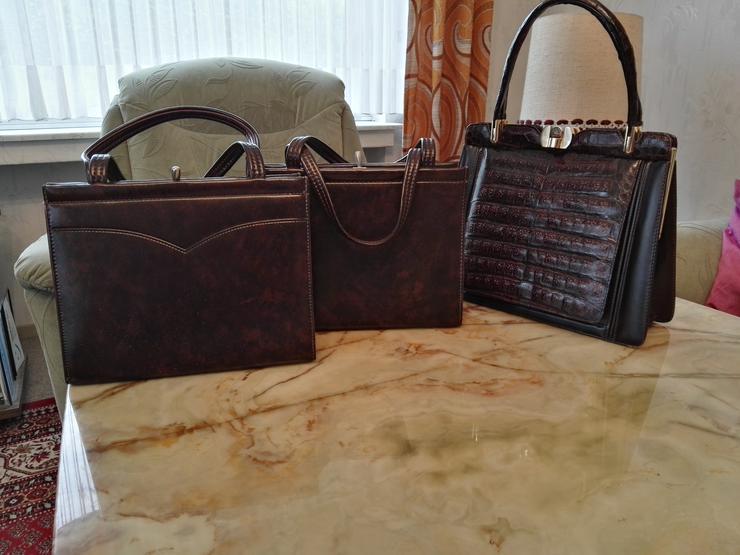 Damenhandtaschen 60er Jahre
