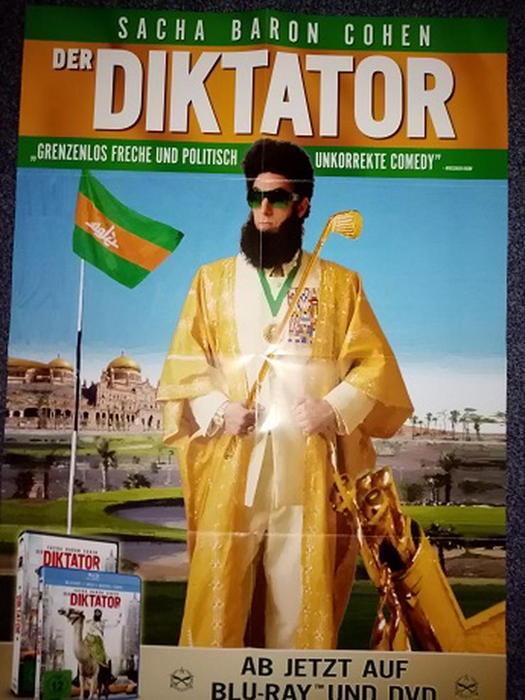2012 seltene Ausgabe Der Diktator A1