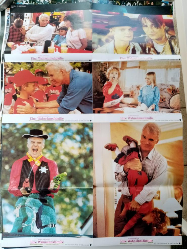 1989 Orginal Plakat A1  Eine Wahnsinnsfamilie