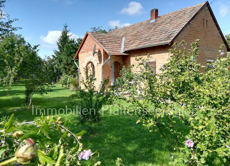 Landhaus in ruhiger Lage Balatonr. Ungarn 1.390m²Nr.20/102