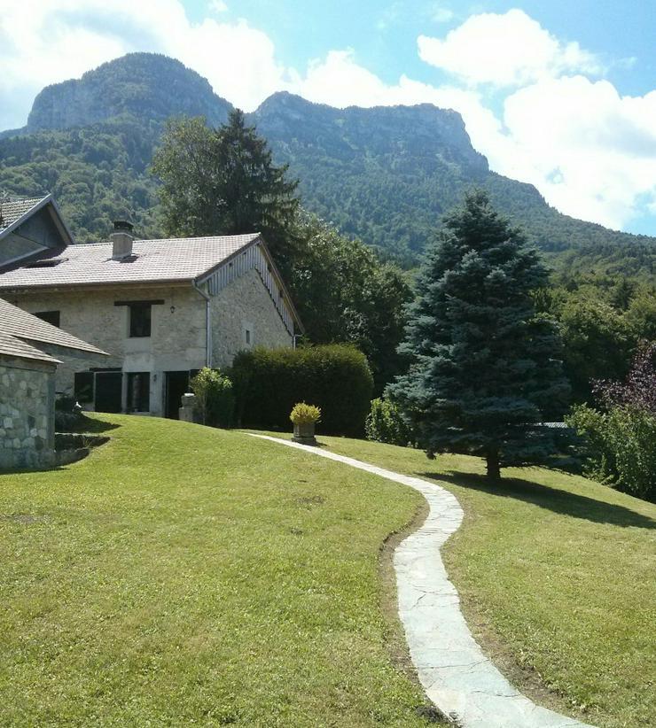 Bild 1: Haus zum Verkauf in den französischen Alpen