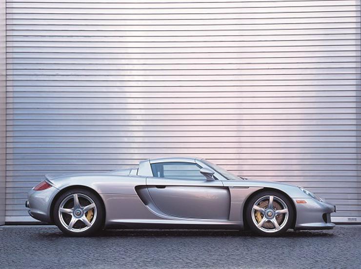 Carrera GT  Presse-Info  Dr Ing F.Porsche  Orginal