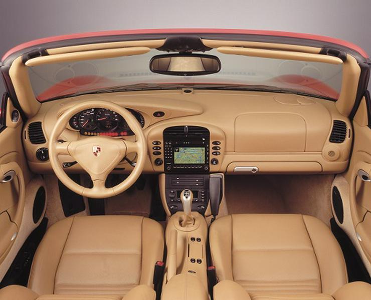 Presse Info 2004 Porsche 911 Turbo Cabriolet