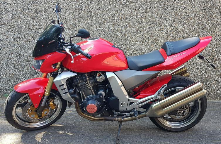 Kawasaki Z1000 BJ2005