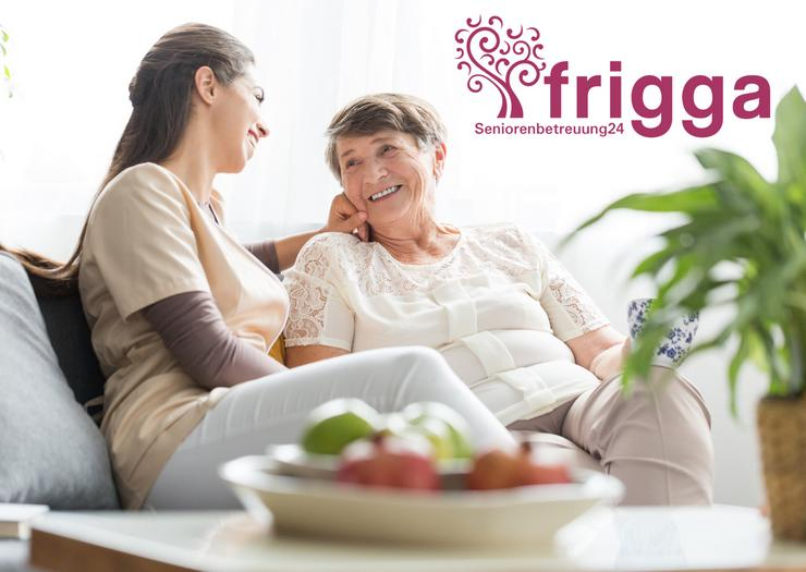 Frigga - Wir pflegen mit Liebe