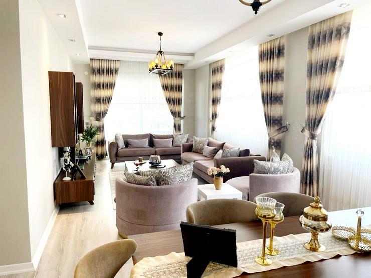 Bild 4: Türkei, Alanya, 5 Zi. Duplex Wohnung mi vielen Extras. 477