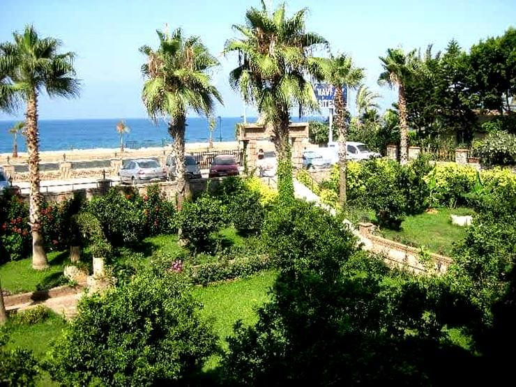 Bild 2: Türkei, Alanya. 1.Reihe am Strand und unverbaubarer Meerblick. 478