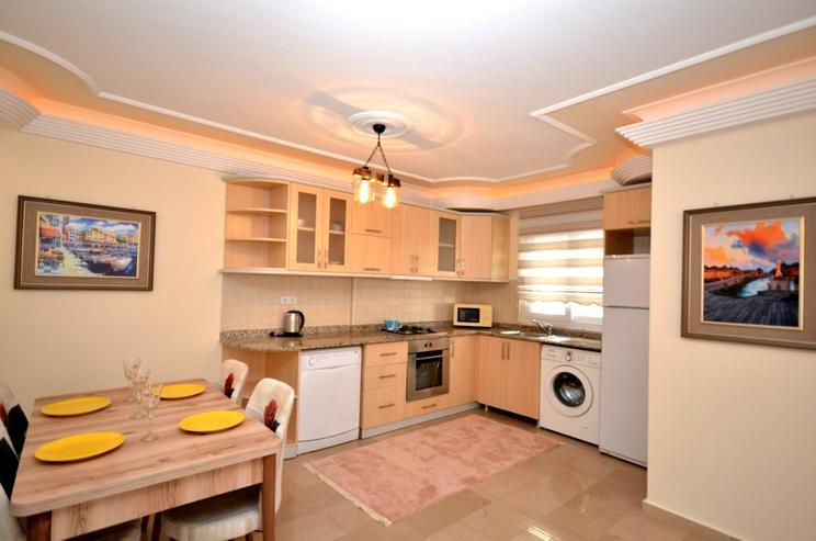 Bild 2: Türkei, Alanya, renovierte und möblierte 3 Zi. Wohnung. 441