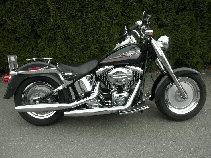 Bild 2: Harley Davidson Fat Boy