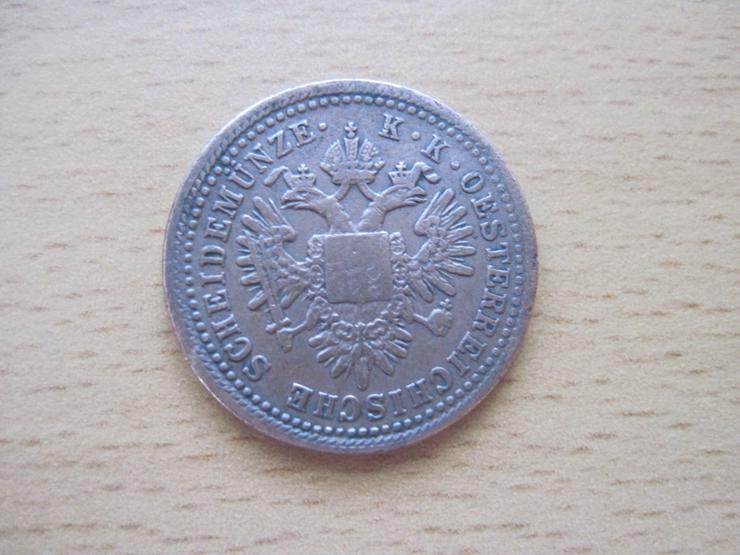 Bild 2: 1 Kreuzer 1851 B, Österreich, Habsburger , Franz Joseph I.