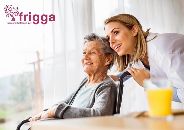 FRIGGA Alt werden im eigenen Zuhause - polnische Pflegekräfte
