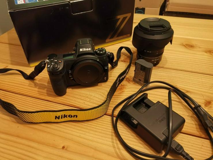 Nikon Z6 System-Digitalkamera Kit