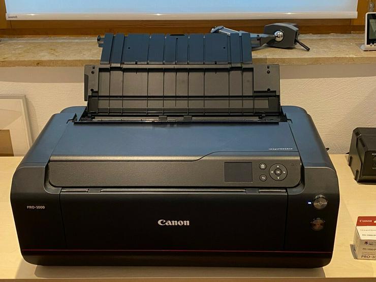 Canon imagePROGRAF PRO-1000 mit 2 Satz Tintenpatronen