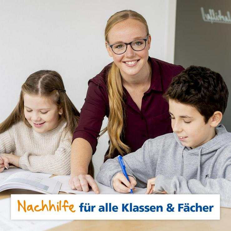 Nachhilfelehrer (m/w/d) für Deutsch/Mathe in Frankfurt-Höchst gesucht
