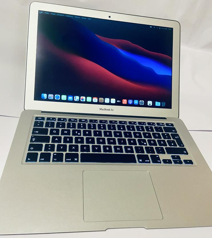 MacBook Air 2017 13 Zoll 1.8GHz 8GB RAM 128GB SSD OVP